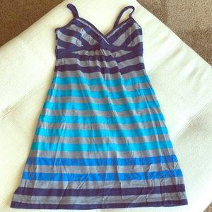 Striped Dress. Old Navy. Size S.